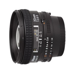 Nikon 20mm f/2.8D AF