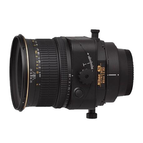 Nikon 85mm f/2.8 PC Micro
