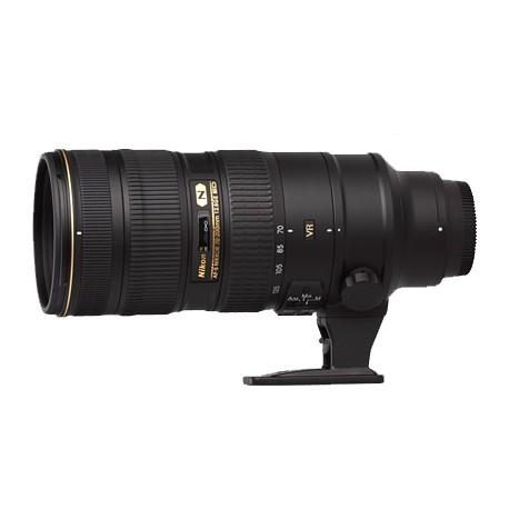 Nikon AF-S 70-200mm f/2.8G ED VR-II